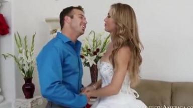 Bride vs white