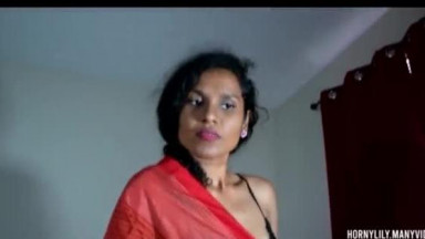 Indian Mom Fucking Son's d. Friend Creampied